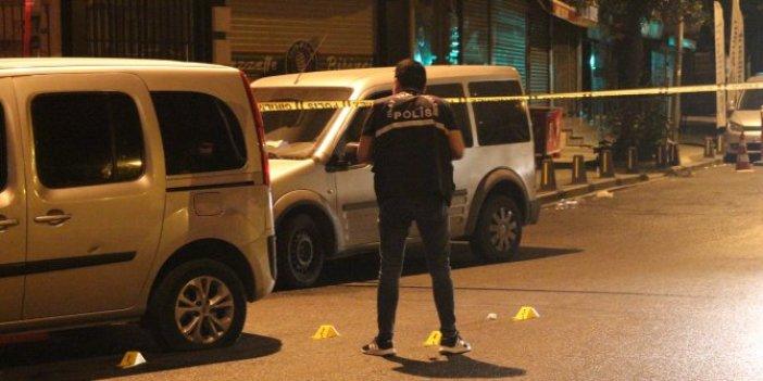 İstanbul Kağıthane'de silahlar konuştu! 1 ölü