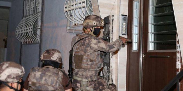 İstanbul'da terör operasyonu! Gözaltılar arasında Eş Genel Başkanı Şahin Tümlük de var