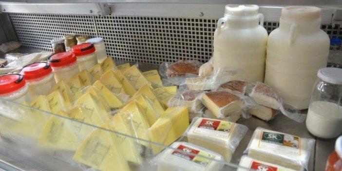 Bakın peynir ve yoğurt diye vatandaşa ne yedirmişler