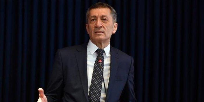 MEB Bakanı Ziya Selçuk açıkladı! Açıköğretim lisesi için yeni karar