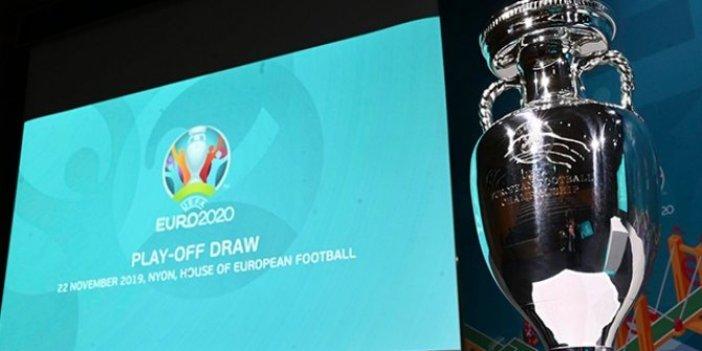 EURO 2020 play-off yarı final maçları başlıyor