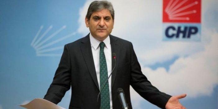 CHP'li Aykut Erdoğdu'dan Sayıştay raporlarını yayınlamayın diyen RTÜK'e tepki