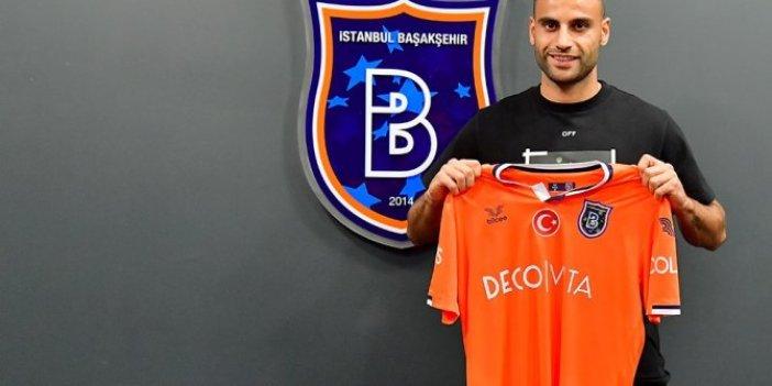 Başakşehir'de yeni transferler Deniz Türüç ve Giuliano takımla çalıştı