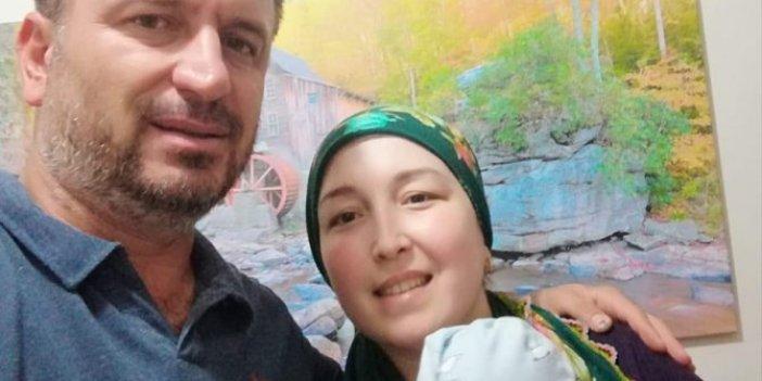 Türkiye'de ilk kez kadavradan rahim nakli ile anne olan Derya Sert, çocuğu ile fotoğrafını paylaştı