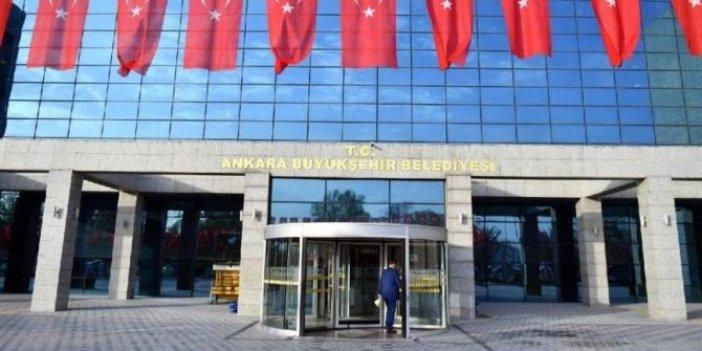 Ankara Büyükşehir Belediyesine kullanım yetkisi verildi! İhtiyaç olunca kullanılacak
