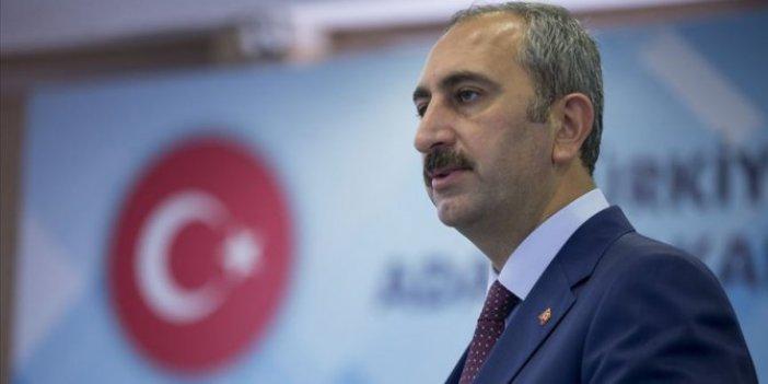 Adalet Bakanı Abdülhamit Gül'den yargıya eleştiri