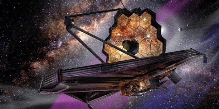 Uzay'da çığır açacak keşif yapacak. NASA'nın yeni gözü görevine hazır.