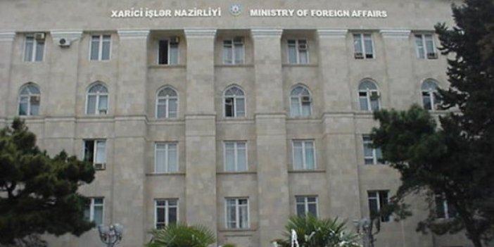 Azerbaycan'dan flaş Atina hamlesi