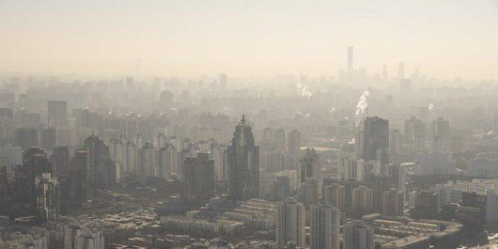 Hava kirliliğinin koronaya şok etkisi