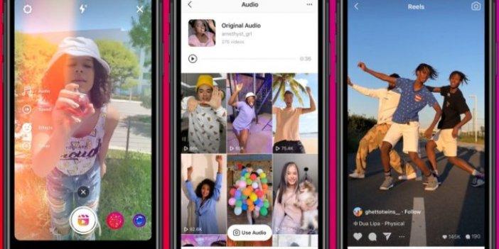 Instagram Reels'e 3 yeni özellik