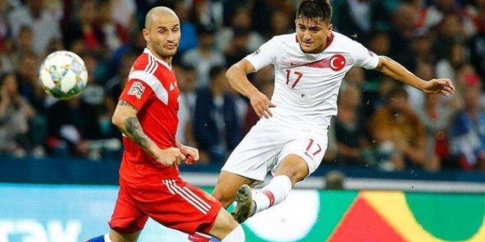 Rusya-Türkiye maçı için flaş seyirci açıklaması