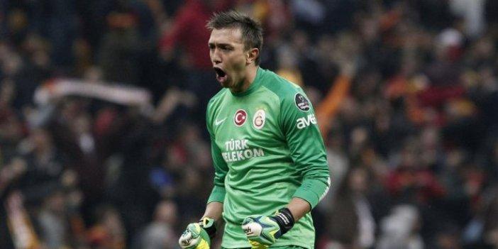 Galatasaray'da Fernando Muslera'nın sahalara döneceği tarih belli oldu
