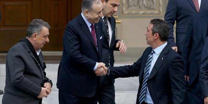 Galatasaray ve Fenerbahçe el ele verdi. Bakın nedeni