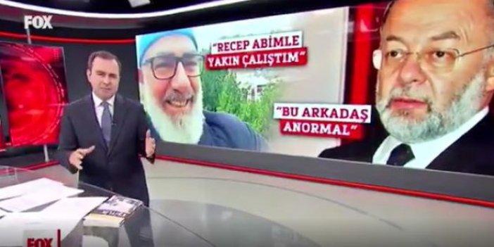 Selçuk Tepeli Fox TV canlı yayınında verdi veriştirdi, Fatih Portakal'ı unutturdu!