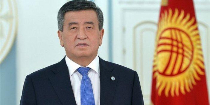 Ceenbekov, Bişkek'te olağanüstü hal ilan etti