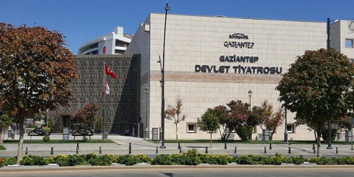 Gaziantep'te Gazişehir Tiyatro Günleri düzenlenecek