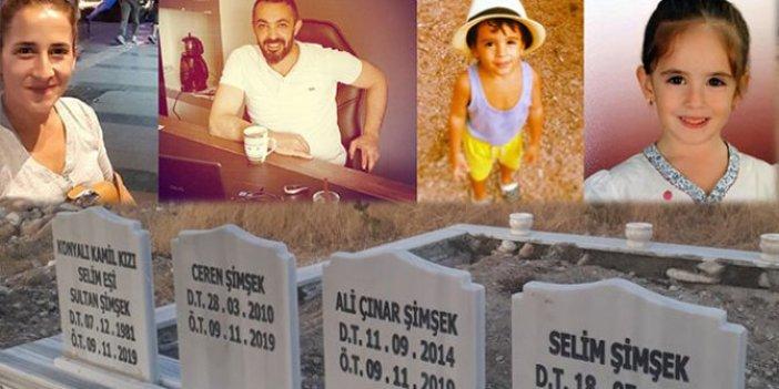 Antalya'da bir aileyi yok edensiyanürlü intiharda flaş gelişme. Pitonlu çete kayınvalideye bakın ne yapmış