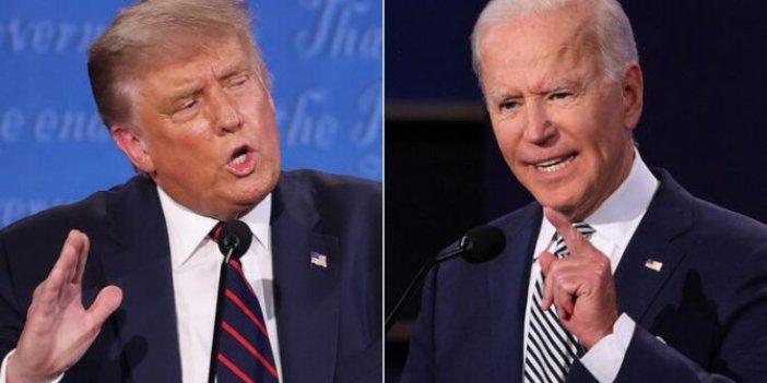Trump ile Biden arasındaki canlı yayın iptal edildi