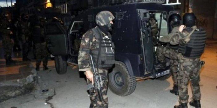 İstanbul'da PKK operasyonu! Birçok adrese baskın yapıldı