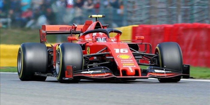 Formula 1'de rota Almanya