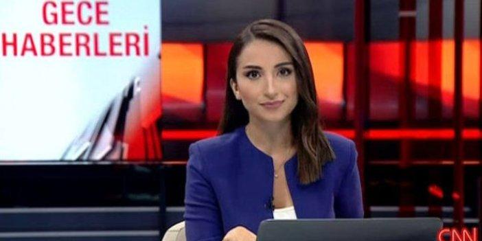 Koronaya yakalanan CNN Türk sunucusu Duygu Kaya'dan iyi haber geldi