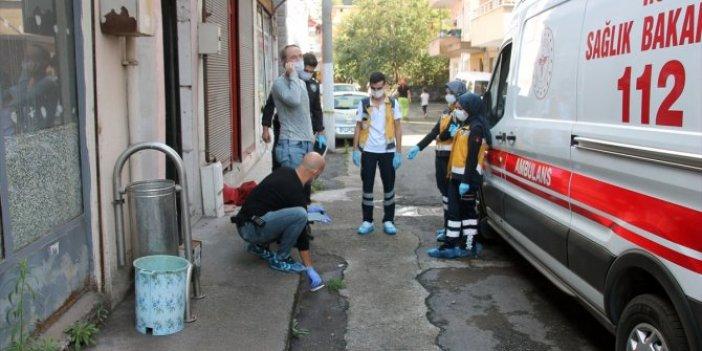 Zonguldak'ta esrarengiz cinayet: Sokakta ölü bulundu