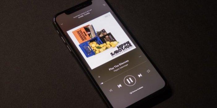 Spotify'dan iPhone kullanıcılarına iyi haber