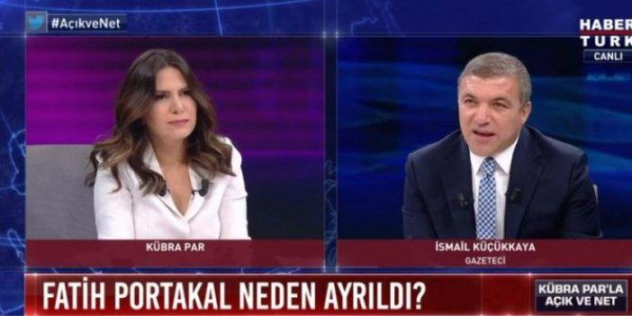 İsmail Küçükkaya Fatih Portakal'ın FOX TV'den ayrılışının gerçek nedenini canlı yayında açıkladı