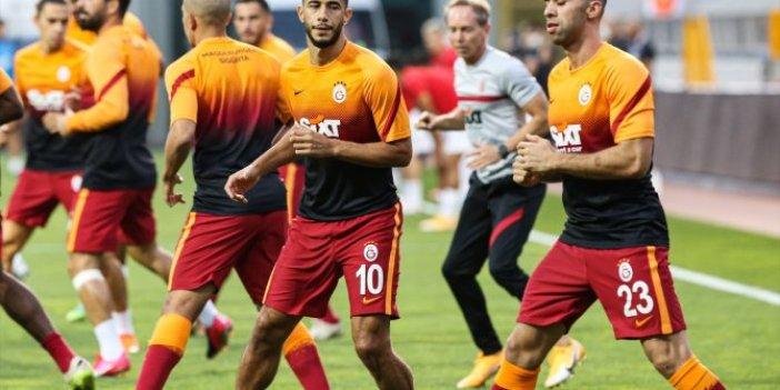 Galatasaray'da Alanyaspor maçı hazırlıkları devam ediyor