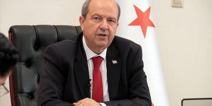 KKTC Başbakanı Tatar'dan seçim açıklaması