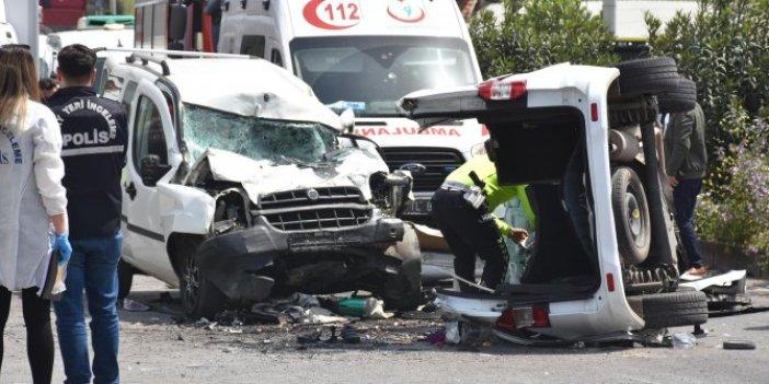 Türkiye'de trafik terörü can almaya doymadı