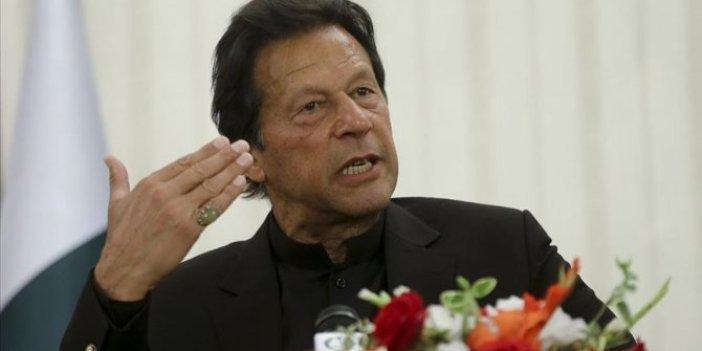 Pakistan Başbakanı İmran Han'dan Hindistan'a 'mezhep çatışması çıkarma' suçlaması