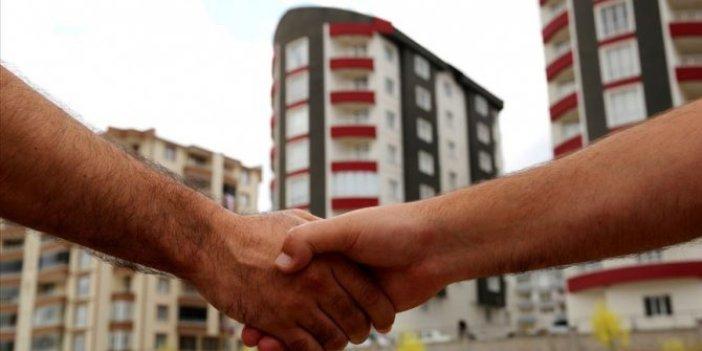 Türkiye'de konut satışında lider ilçeler açıklandı. İşte en çok konut satışı yapılan ilçeler