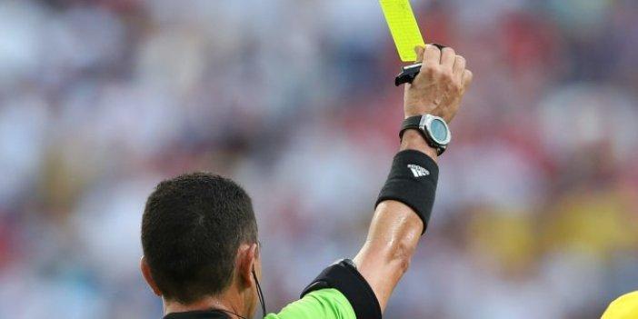Türkiye - Sırbistan maçında düdük çalacak hakemler belli oldu