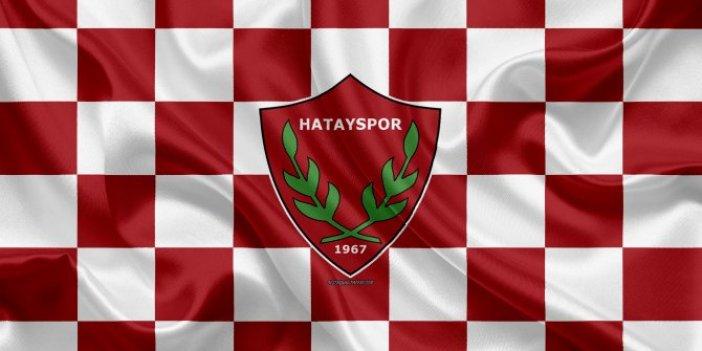 Hatayspor'dan fidan bağışı desteğinde bulunan kulüplere teşekkür