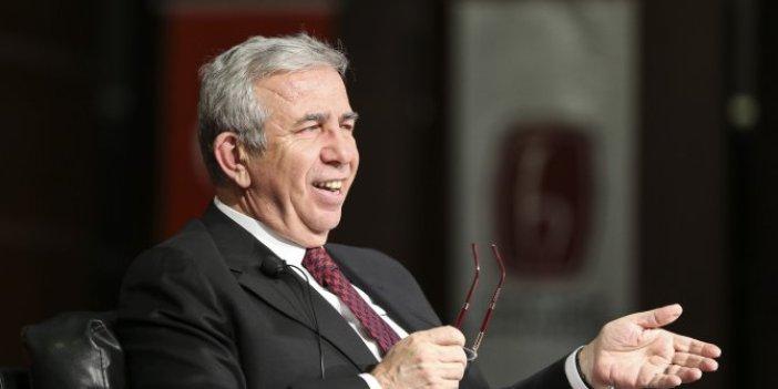 Ankara Büyükşehir Belediye Başkanı Mansur Yavaş'tan Hatay için örnek davranış