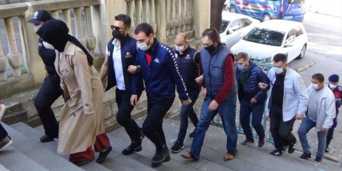 Kütahya'da FETÖ'nün 'gaybubet evleri'ne  operasyon! 11 şüpheli tutuklandı