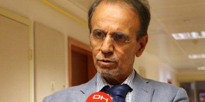 Prof. Dr. Mehmet Ceyhan'dan hayat kurtaracak ıslak maske uyarısı. Bu hatayı hepimiz yapıyoruz