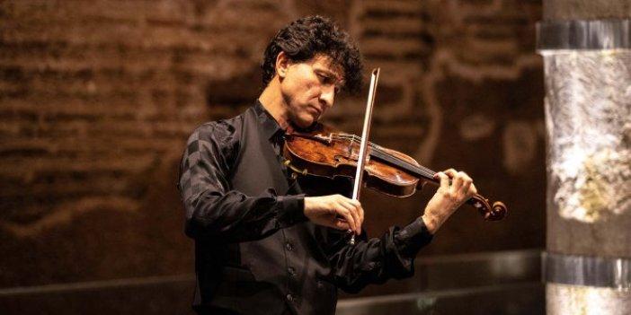 BBDSO orkestra şefi Naci Özgüç ve keman sanatçısı Özcan Ulucan'ı ağırlayacak