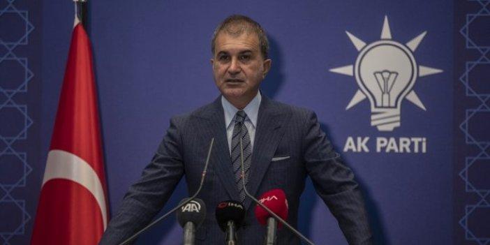 AKP Sözcüsü Ömer Çelik de Atatürk'ün sözünü hatırlattı