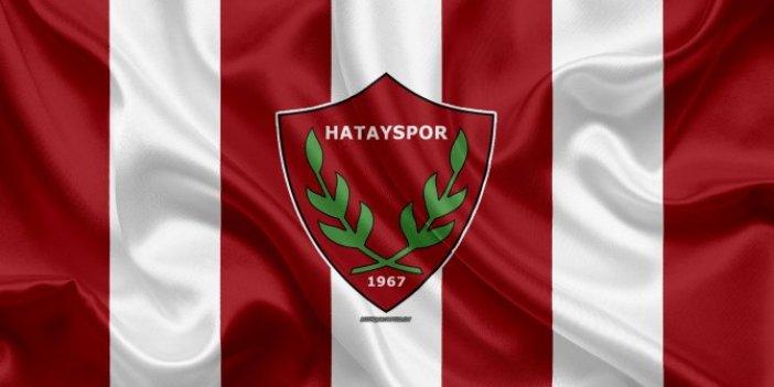 Hatayspor'da korona şoku