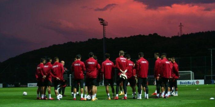 Milliler, Sırbistan maçı hazırlıklarını noktaladı