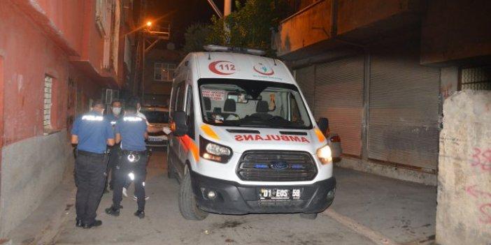 Adana'da hırsız kim vurduya gidiyordu