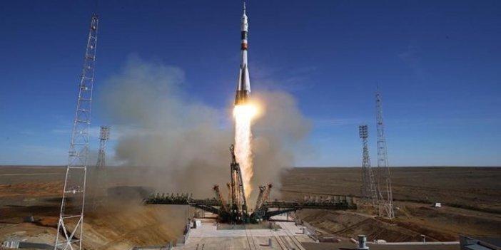 Soyuz MS-17 uzaya fırlatıldı. 9 dakikada yörüngeden çıktı
