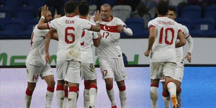 Türkiye-Sırbistan maçı hangi kanalda yayınlanacak? Saat kaçta başlayacak? Muhtemel 11'ler nasıl?