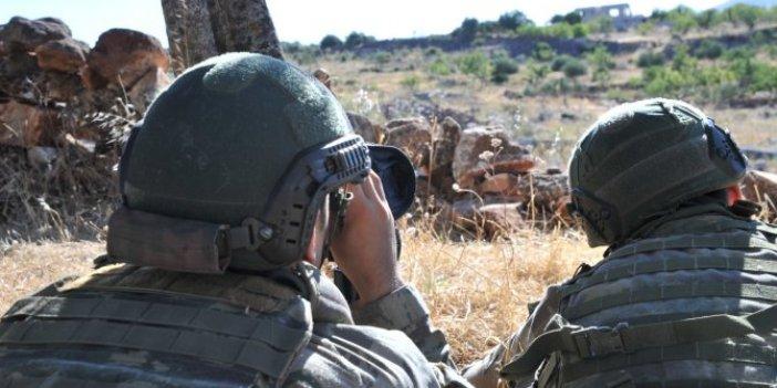 MSB: Barış Pınarı bölgesinde 3 PKK/YPG'li etkisiz hale getirildi