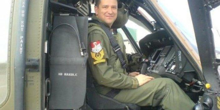 Güneydoğu'da bir köye helikopterle inmişti, 99 depreminde ise biri ona gülümseyerek bakıyordu, THY pilotu koronadan vefat etti
