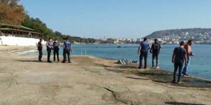 Sinop'ta dengesini kaybederek denize düşen mühendisten acı haber