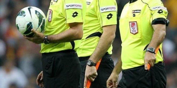 Süper Lig'de 5. hafta hakemleri açıklandı