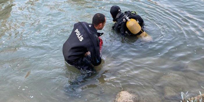 Nehre düşen 13 yaşındaki Gamze'den acı haber geldi